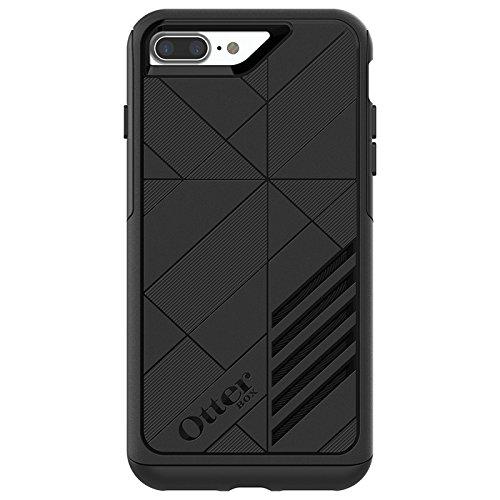 Otterbox Achiever sturzsichere Schutzhülle für Apple iPhone 7 plus, schwarz (Box Iphone Case Otter Handy 5s)