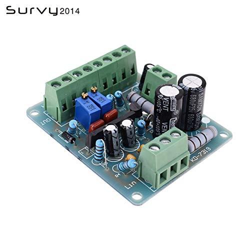 DC12V VU Meter Driver Driver DB Misuratore di livello audio Amplificatore di livello Drive