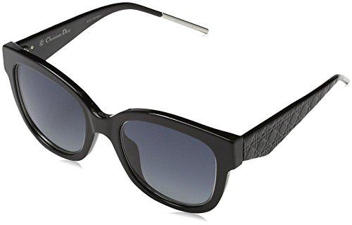 Dior Damen VERYDIOR1N HD 807 Sonnenbrille, Schwarz (Black/Grey Sf), 51