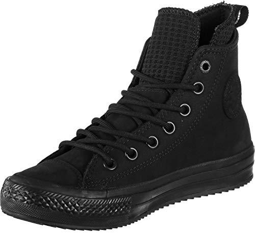 Converse Unisex-Erwachsene Chuck Taylor All Star Wp Boot Hohe Sneaker,Schwarz,38 EU