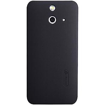Nillkin Super Frosted Shield Case for HTC One E8 - Black , Free Screen guard