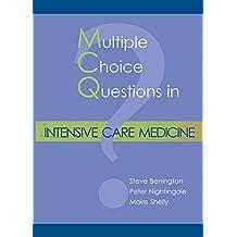 MCQs in Intensive Care Medicine (English Edition)