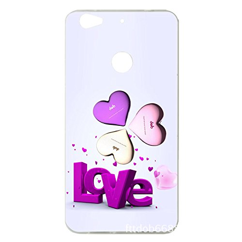 Generic LE214 Letv 1S phone shell protective cartoon thin soft case cover