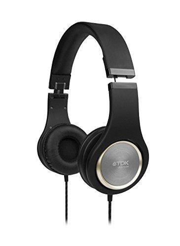 TDK High Fidelity Headphones- Black