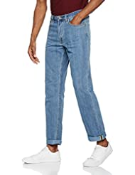 Lee Brooklyn Straight, Jeans Hombre