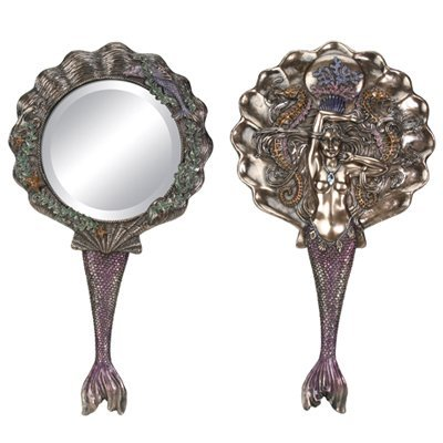 Celestia Hand Mirror Collectible Fairy Decoration by Summit