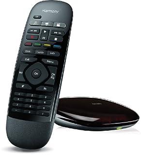 Logitech Harmony Smart Control Télécommande Noir (B00C80JGGO) | Amazon price tracker / tracking, Amazon price history charts, Amazon price watches, Amazon price drop alerts