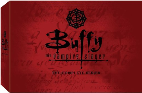 Buffy - The Vampire Slayer (The complete series collection) by Sarah Michelle Gellar