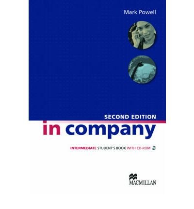 In Company Student's Book & CD-ROM Pack Intermediate Level (Mixed media product) - Common