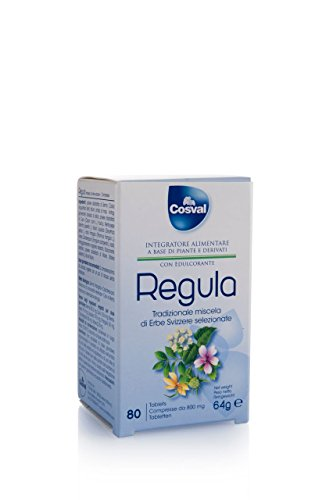 supplément alimentaire pour le transit intestinal, Stipsi E Gas Intestinali Regula Miscela Erbe...