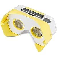 I Am Cardboard - DSCVR-Yellow - DSCVR Dispositivo di Realta Virtuale Yellow - giallo