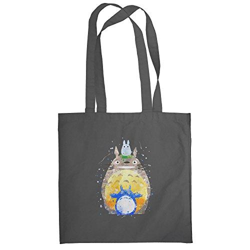 Texlab–Acquerello vicino–sacchetto di stoffa Grau