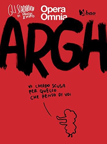 Argh. Gli scarabocchi di Maicol & Mirco por Maicol & Mirco