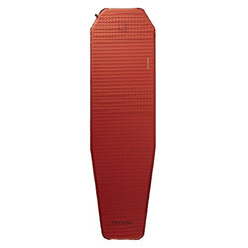 Nordisk Vanna 3.8Self. Infl. Mat Gymnastikmatte, rot (Burnt Red), L