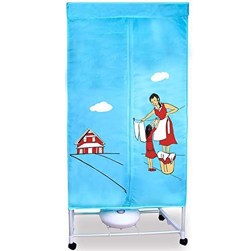 YAOHA Bekleidungsgeräte, die Trocknungsgeräte Warm Lufttrockner, Trockner, Haushaltsgerät, Haushaltsgerät,Blue
