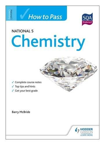 How to Pass National 5 Chemistry (HTP5)