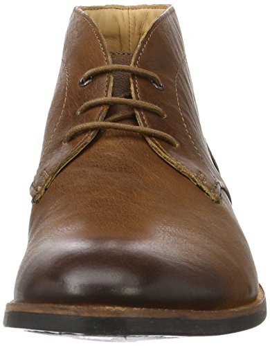 Clarks Broyd Mid, Bottes Classiques Homme Marron (Tan Leather)