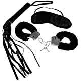 Sex & Mischief Intro to S&M Kit Black, 1er Pack