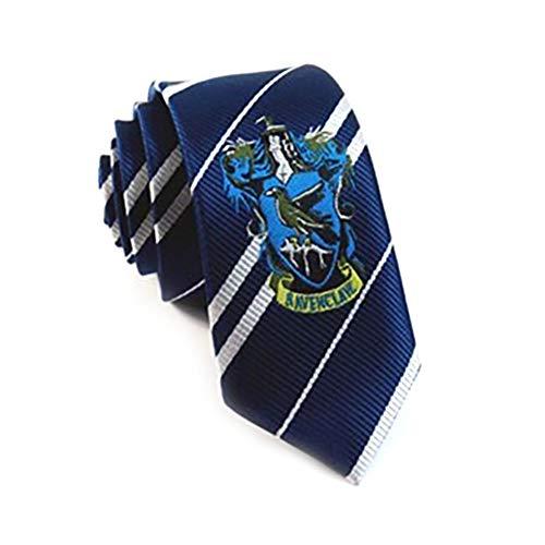 Todesser Kostüm Lucius Malfoy - Tartan Plaid Styles Junge Krawatte Umhängeband Krawatte Junge-Baby-Krawatte