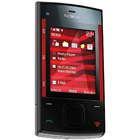 Nokia X3 - Móvil libre (pantalla de 2,2