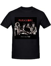 Paramore The Final Riot T Shirts For Herren Crew Neck XXXX-L