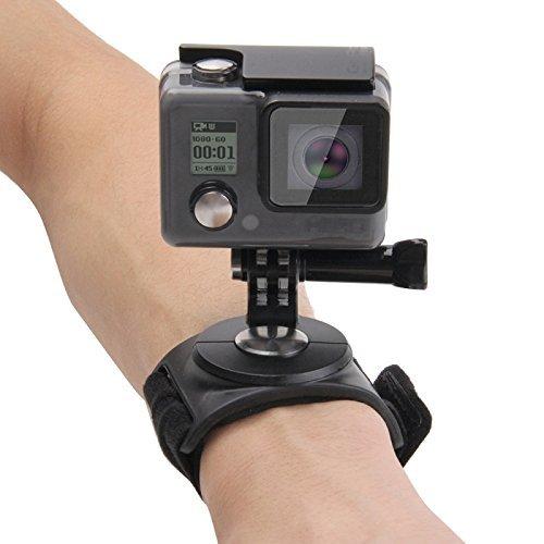 Kamera & Foto Zubehör 360 Grad Swivel Hand Strap Handgelenk Band Für Sony Action Cam Zubehör Hdr-as100vr As30v As200v Az1 X1000v As50 X3000 Fallschirm Unterhaltungselektronik
