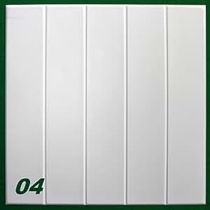 20 m2 deckenplatten styroporplatten stuck decke dekor platten 50x50cm baumarkt. Black Bedroom Furniture Sets. Home Design Ideas