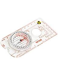 Silva Kompass 4B Nato-Beta-Beleuchtung), Weiß