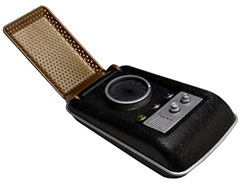 Star Trek Original Series - Communicator Replika mit authentischen Licht- und Sound-Effekten Star Trek Handy