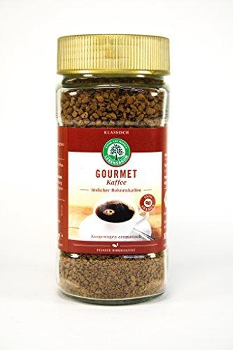 Lebensbaum Bio Gourmet Kaffee, Instant (1 x 100 gr)