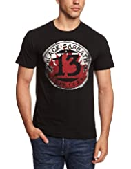 Bravado - T-shirt Homme - Black Sabbath - Flame Circle