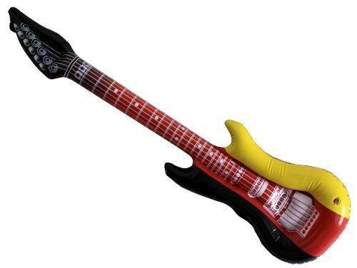 Oramics air guitar - chitarra gonfiabile - Fan Articoli - 100 centimetri
