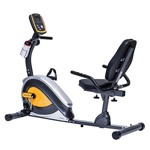 TechFit TR400, Cyclette Unisex Adulto, unicolere, Taglis Unica