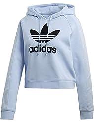 Suchergebnis auf für: adidas trefoil hoodie blau