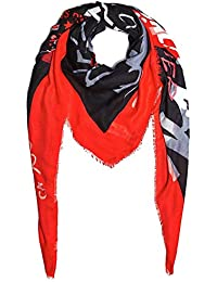 Amazon.fr   Guess - Foulards   Echarpes et foulards   Vêtements 8fd9a1d23a1
