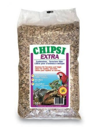 Chipsi Extra Beechwood Wood Chip EXTRA EXTRA LARGE (8mm) 70 LITRE / 15kg (TP)(CHIPXXL15/JRS305) Test