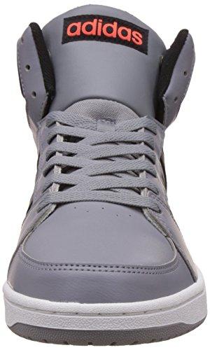 Hoops adidas Gymnastikschuhe Herren Grau Mid Grau Vs Grigio gpwPxAp