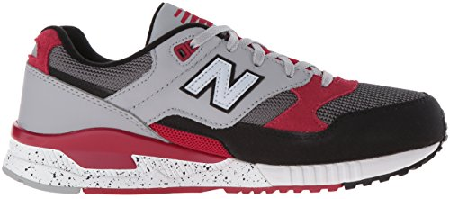 New Balance Herren Nbm530psb Babys Jaune (Grey Red)