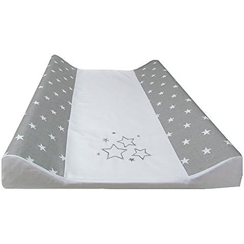 Bolso para pañales y cambiador mesa Tamaño de edición - 2 cuña recipiente de diseño de + 50 x 70 cm funda de