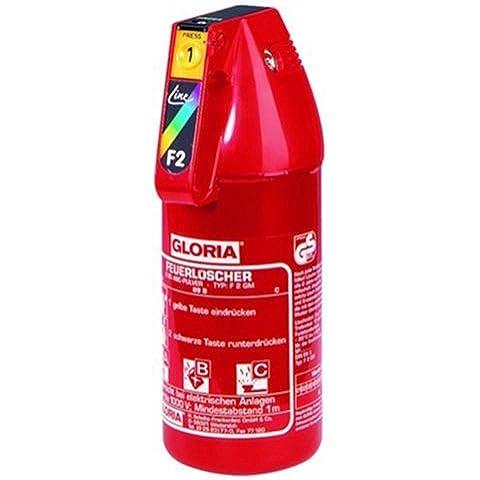 Gloria 1873.0000 - Extintor de incendios para coche (2 kg)