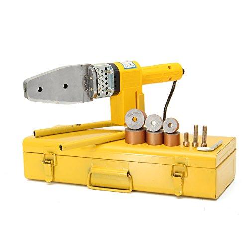 KUNSE 220V Voll Automatische Elektrische Heizung Werkzeug Ppr Pe Pp Rohr Rohr Schweißgerät Mit Box