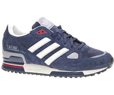 Adidas ZX 750 Leather Schuhe EU 46 UK 11: : Schuhe