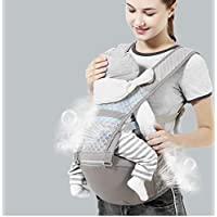 Breathable Front Facing Baby Carrier Multifunction for Mum Sling Backpack Newborn Waistband Pouch Wrap Kangaroo