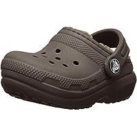 Crocs Unisex Classic Lined Clog Kids