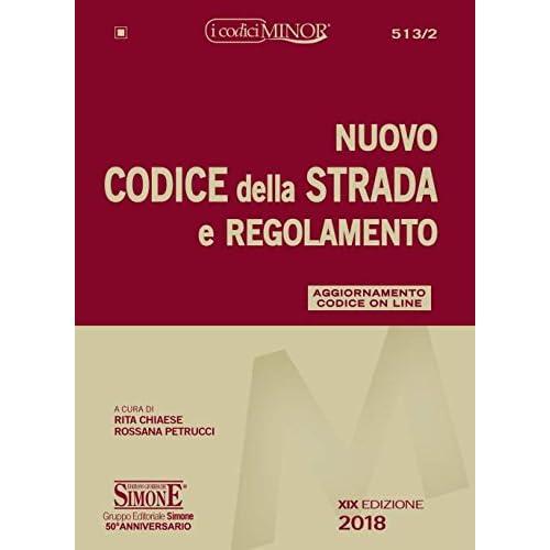 Nuovo Codice Della Strada E Regolamento. Ediz. Minor. Con Espansione Online