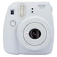 Instax Mini 9 Smo White Fujifilm, Beyaz