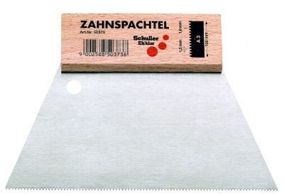 Preisvergleich Produktbild 94030110, Kleberspachtel, 18cm TKB B3