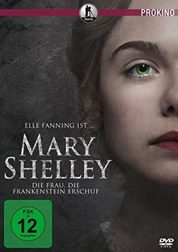 Mary Shelley - Die Frau, die Frankenstein erschuf [DVD]