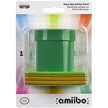 Super Mario Amiibo Halterung - Warp Pipe [Importación Italiana]