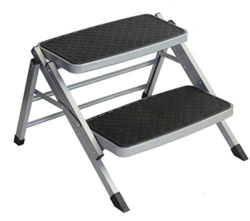 Preisvergleich Produktbild Bel Sol Doppeltrittstufe XXL Step Tritt Stufe Einstieghilfe klappbar
